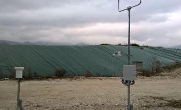 Stazione meteo per discarica_1