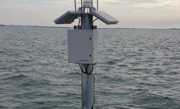 Stazione qualità acque marine su boa_1