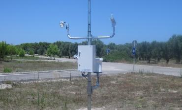 Stazione meteo per il monitoraggio stradale_1