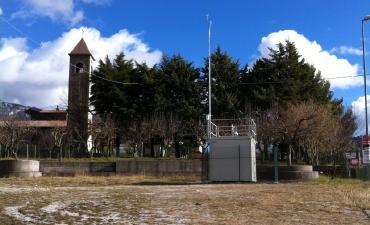 Stazione meteo per cabine monitoraggio inquinamento atmosferico_6