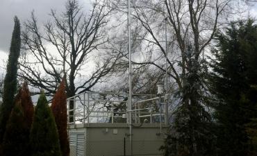 Stazione meteo per cabine monitoraggio inquinamento atmosferico_7
