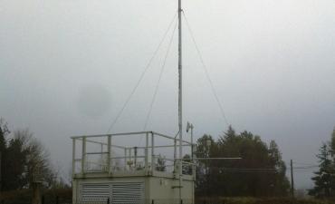 Stazione meteo per cabine monitoraggio inquinamento atmosferico_8
