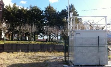 Stazione meteo per cabine monitoraggio inquinamento atmosferico_10