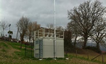 Stazione meteo per cabine monitoraggio inquinamento atmosferico_5