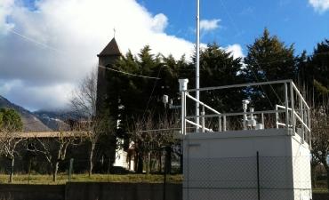 Stazione meteo per cabine monitoraggio inquinamento atmosferico_9